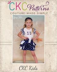 Sage's Sailor Shorts, Capris, and Pants PDF Pattern