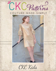 Nelda's Knit Dress and Top PDF Pattern