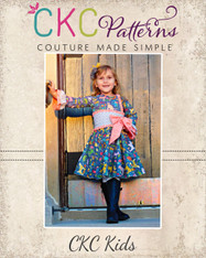 Legacy's Little Lady Dress PDF Pattern