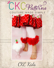 Tara's Tutu Tights PDF Pattern