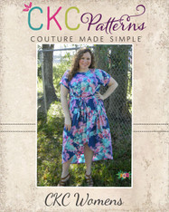 Tamara's Women's Tulip Dress  PDF Pattern