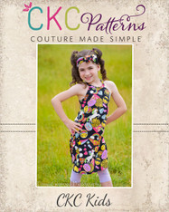 Kaitlyn's Tank Top and Dress PDF Pattern