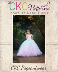 Lavender's Lavish Formal Skirt PDF Pattern