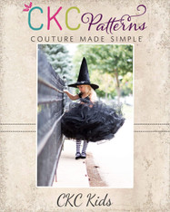 Brazil's Tulle Horse Hair Braid Dress sizes 12/18 mos. to 14 girls PDF Pattern