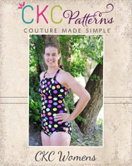 Naomi's Women's Ruffle Bikini PDF Pattern