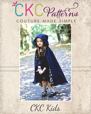 Cameron's Costume Cloak Set for Girls and Boys PDF Pattern