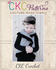 Aspen's Circle Vest Crochet PDF Pattern