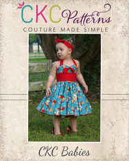Betty's Baby Fifties Dress PDF Pattern