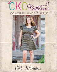 Kristi's Women's Multi-Sleeve Dress  PDF Pattern
