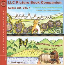 LLC Picture Book Companion Audio CD- Vol. 1