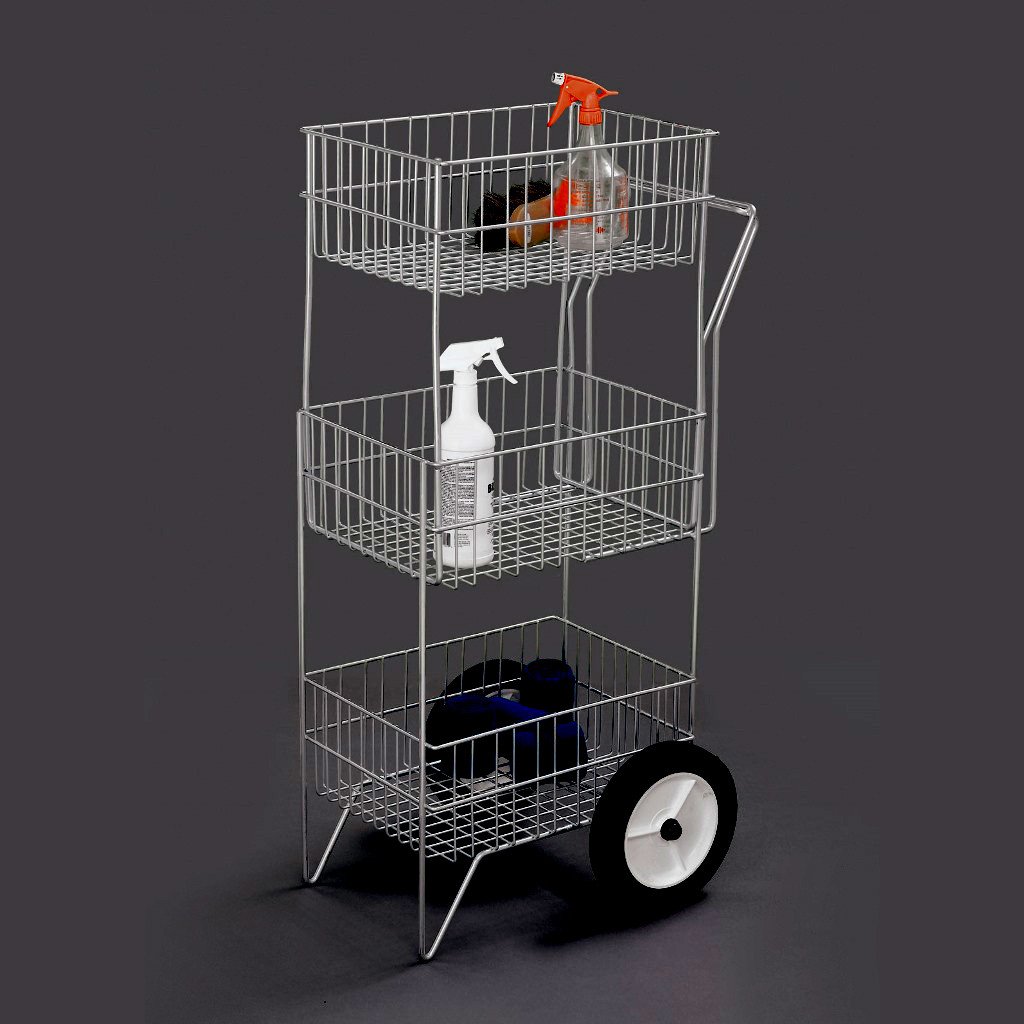 3 Tier Grooming Cart - Royal Wire Products, Inc.