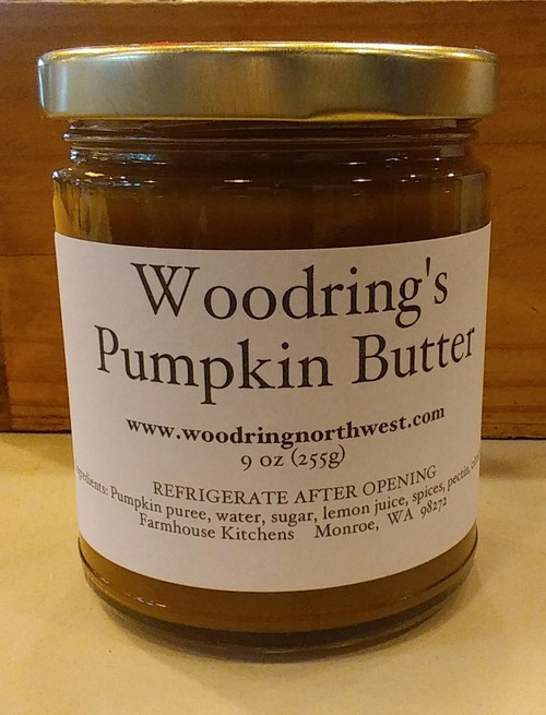 Pumpkin Butter, 9 oz