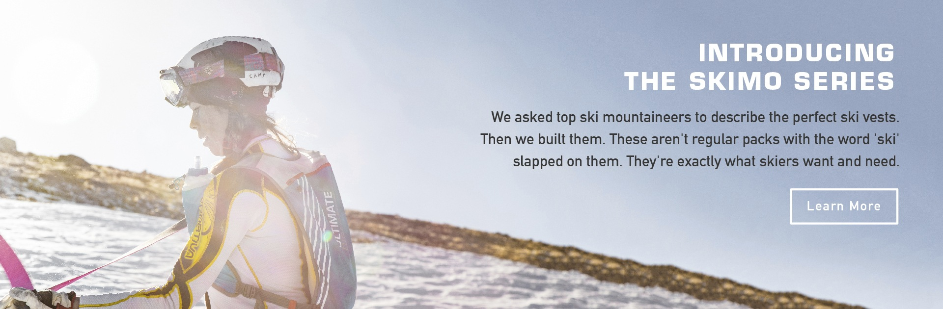 Introducing the new SkiMo Series