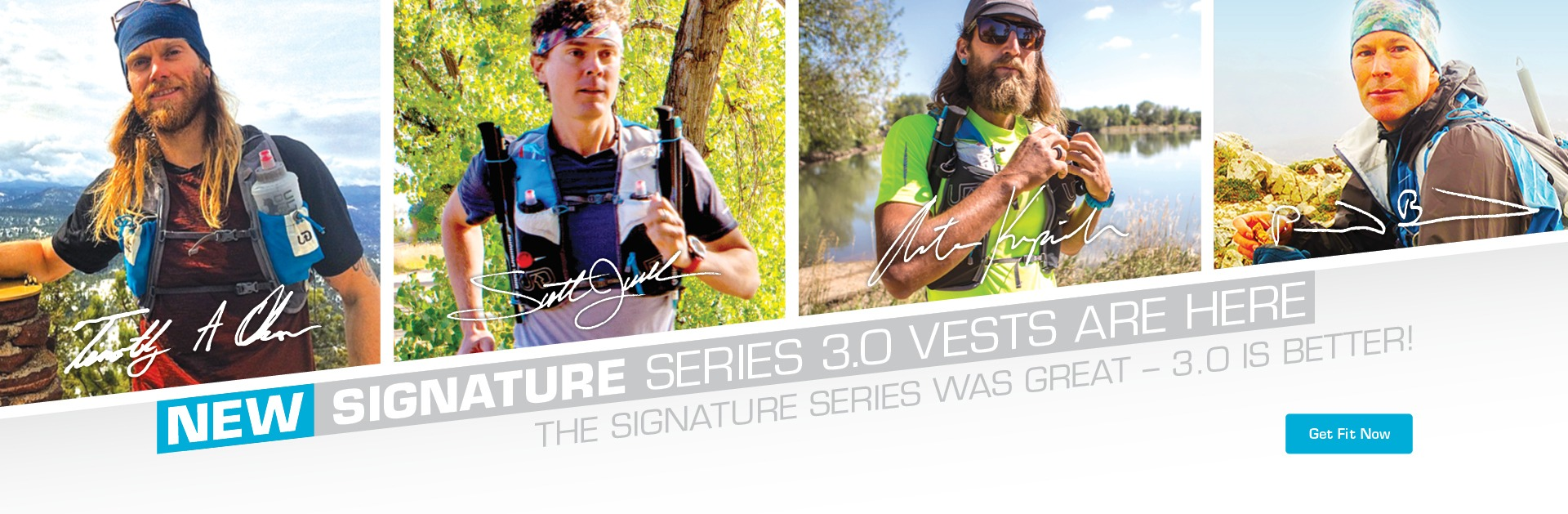 New Signature Series 3.0 Is Here!