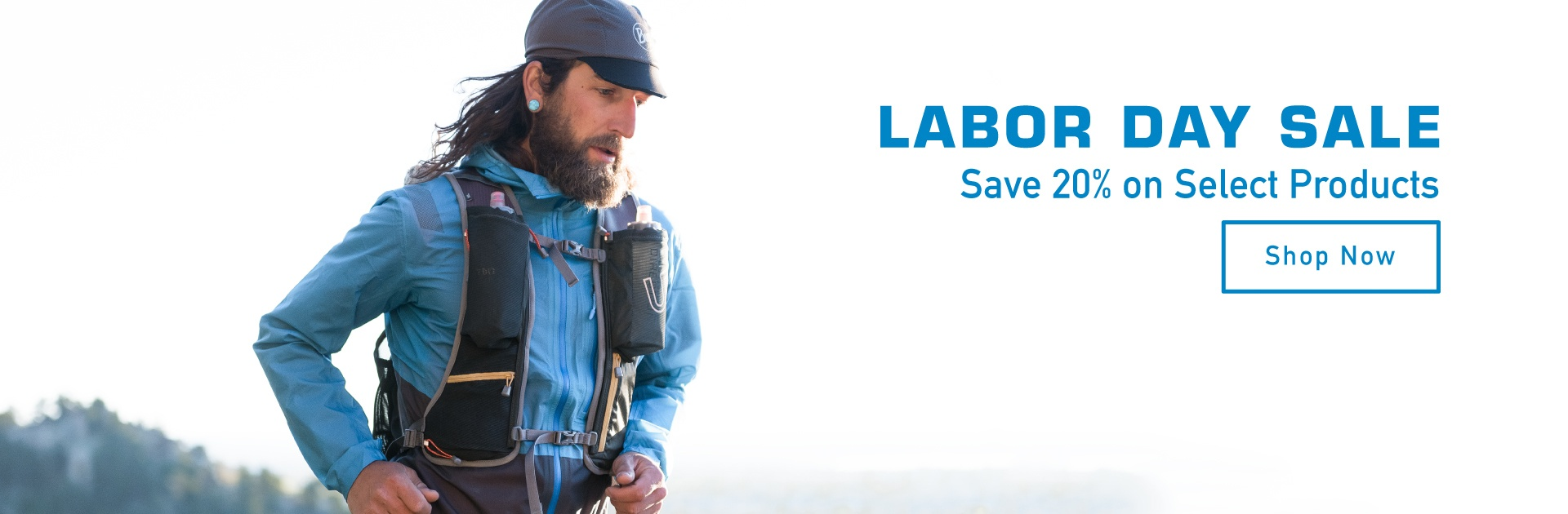 Labor Day Sale! Save 20% on Select Products
