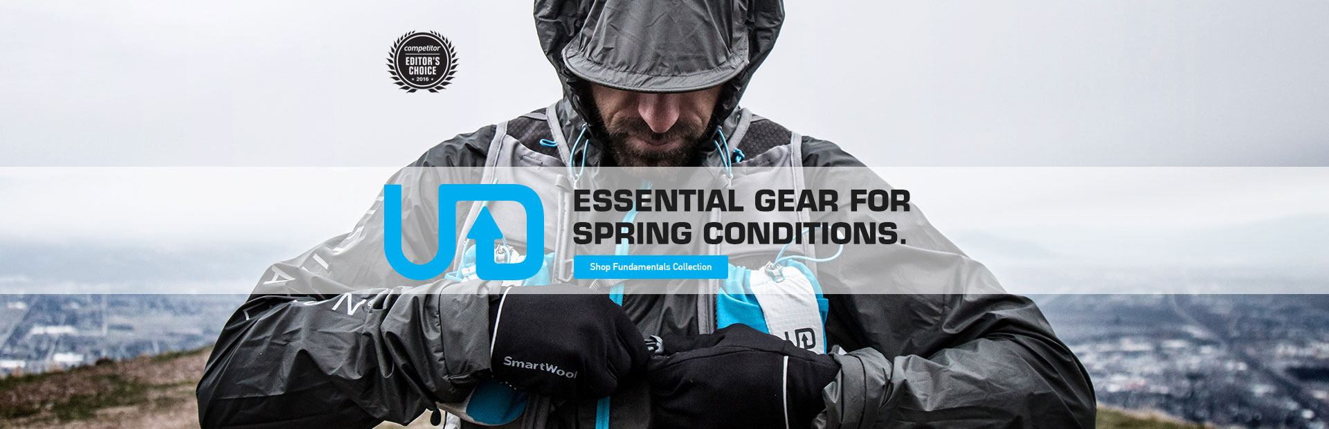 Essential Gear for Spring Conditions