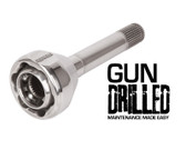 Longfield Birfield, 30 Spline Chromoly Gun Drilled