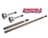 Longfield 30 Spline Birfield/Axle Kit, Single Heat Treated