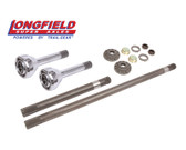 Longfield 30 Spline Birfield/Axle Gun Drilled Super Set (Strongest)
