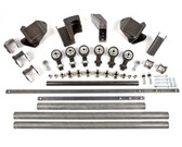 Toyota Front 3-Link Kit, With and With Out Air Shocks, Trail-Gear