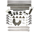 Trail-Link Suspension Kit, Rear (3 link Tacoma 1995.5-2004)
