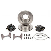 Toyota Rear Disc Brake Conversion Kit, Fits 4x4's