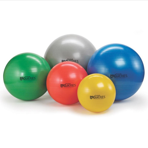 TheraBand Pro Series SCP Burst Resistant Exercise Balls