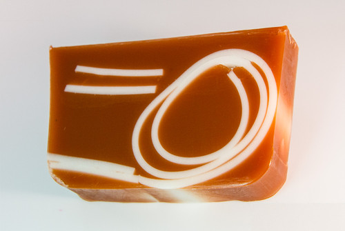 Amaretto glycerin soap