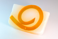 Peachy Keen glycerin soap