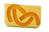 A Twist of Lemon glycerin soap