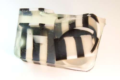 Black Tie Affaire glycerin soap