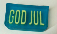 God Jul glycerin soap