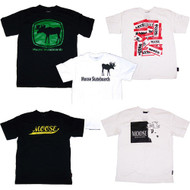 Assorted Moose Tee Shirt - Large