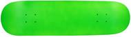 "Moose Blank Deck - Green Neon 7.75"""