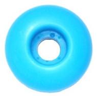 Blank Wheel - 53mm Light Blue (Set of 4)