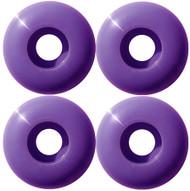 Blank Wheel - 54mm Purple (Set of 4)