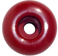 Blank Wheel - 52mm Dark Red (Set of 4)