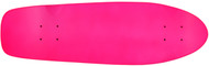 "Moose - 8"" x 26.5"" Neon Pink Cruiser Deck"