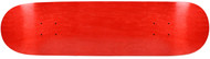 """Moose Blank Deck - Red Stained 8.0"""""""
