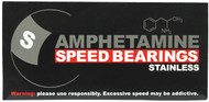 Amphetamine - Stainless Steel Bearings Packaged