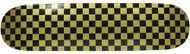 Moose - Checkered Gold/Black Deck 7.75""