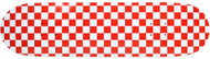 Moose - Checkered Red/White Deck 8.0""