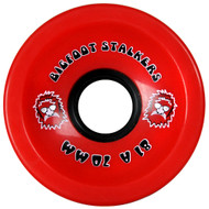 Bigfoot Wheel - 70mm 81a Stalkers Red