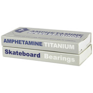 Amphetamine - Titanium Bearings Packaged 16pcs