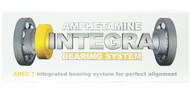 Amphetamine - Integra Abec 7 Hybrid Bearings Set of 8