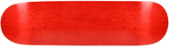 """Moose Deck Stained Red 7.5"""""""