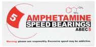 Amphetamine - Abec 5 Bearings Packaged