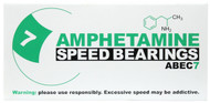 Amphetamine - Abec 7 Bearings Packaged