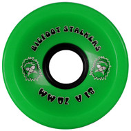 Bigfoot Wheel - 70mm 81a Stalkers Green