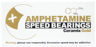 Amphetamine - Ceramic Gold Bearings Packaged